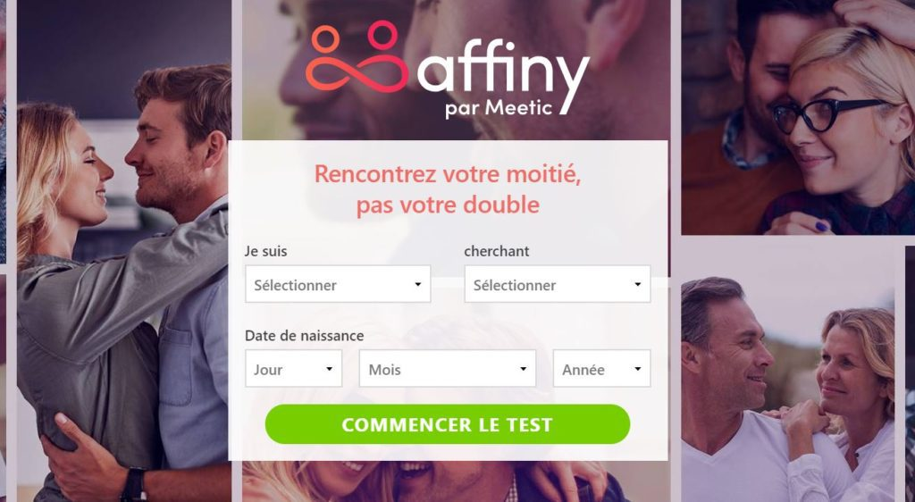 Meetic affinity, affiny